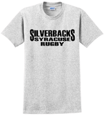 Syracuse Silverbacks T-Shirt, Ash Gray