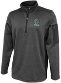 Syracuse Silverbacks 1/4-Zip Performance Pullover