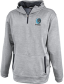 Syracuse Silverbacks 1/4-Zip Performance Fleece Hoodie