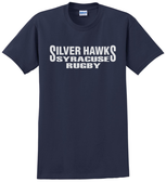 Syracuse Silver Hawks T-Shirt, Navy