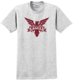 NOVA Eagles Tee, Gray