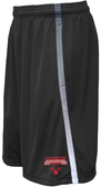 Coventry Rugby Wildcats Gym Shorts, Black