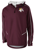 Fairmont Rugby  1/4-Zip Pullover Jacket
