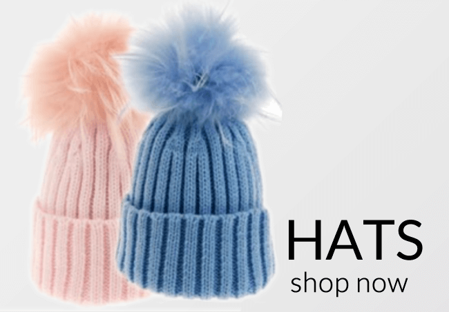 Click here to shop hats