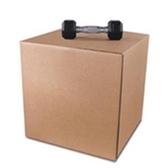 S-4428 Singlewall Heavy-Duty Boxes|6 x 6 x 6 275#  44 ECT Heavy Duty 25 bdl. 1500 bale|BS060606HD