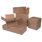 S-4082, S-19043 Flat Boxes|8 x 8 x 4 200#  32 ECT 25 bdl. 1125 bale|BS080804