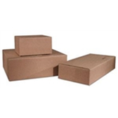 S-4106 Flat Boxes|10 x 10 x 5 200#  32 ECT 25 bdl. 750 bale|BS101005