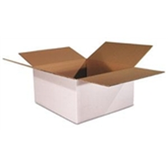 S-14226 White Boxes|11 14 x 8 34 x 6 White 200#  32 ECT 25 bdl. 500 bale|BS110806RW