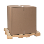 S-4193 Cube Boxes|36 x 36 x 36 200#  32 ECT 5 bdl. 120 bale|BS363636