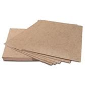"Chipboard Pads|16 x 16"" 22 pt. Chipboard Pad (350case)