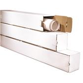"Corrugated Mailing Tubes BSM5525 5 x 5 x 25"" Square T"