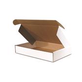 "Front Lock Deluxe Literature Mailers BSMFL1282 12 x 8 x 2 3/4"" Fron"