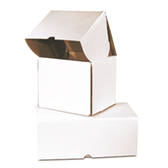 BSMEZ766 Outside Tuck Corrugated Mailers 7 1/8 x 6 5/8 x 6 1/