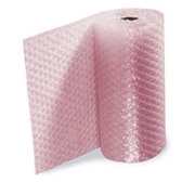 "CBSBW12S24ASP Anti-Static Perforated Bubble Rolls 1/2"" 48"" x 250` Anti"