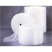 "UPS-able Perforated Bubble Rolls CBWUP12S12P 1/2"" 48"" x 125` Slit"