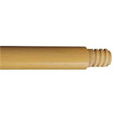 Dust Pans & Brooms 410126 Wood Threaded Broom