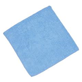 Microfibre Products 264905 16X16 BLUE MICROFIBE