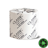 Roll Towels, Toilet Tissue & Kleenex 880299 Classic™ 1-Ply Bath