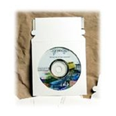 "Paperboard CD Mailers & Sleeves ENVRMCD2PS 5 x 5"" #CD2PS CD Mai"