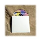 "Paperboard CD Mailers & Sleeves ENVRMCD1 5 x 5"" #CD1 White Pa"
