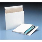 ENVRM2G xpand-A-Mailer™ White Self-Seal Gusseted Mailer 12 1/2 x 9 1/2 x 1""