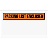 "ENVPQ24 Packing List Enclosed Envelopes 5 1/2 x 10"" Panel Fa"