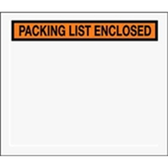 "ENVPQ32 Packing List Enclosed Envelopes 7 x 6"" Panel Face Pa"
