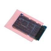 "Anti-Static Flat Poly Bags, 4 Mil PBAS1105 6 x 8"" 4 Mil Pink He"