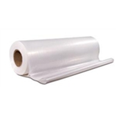 CF408C Heavy Duty Clear Poly Sheeting, 4 MIL 8 x 100` 4 Mil Heavy
