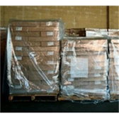 "Clear Pallet Covers & Bin Liners, 3 MIL PC180 68 x 65 x 87"" 3 Mil"