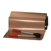 "PKPPC2450 Poly Coated Kraft Paper 24"" x 600` Poly Coat"