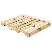 "Pallets WPW4840N 40"" x 48"" 4-Way Wood"