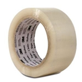 "TCS3T902369 3M Hot Melt Carton Sealing Tape 2"" x 110 yds. 1.6 Mi"