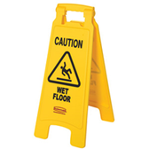 Floor Signs 265199 CAUTION WET FLOOR SI