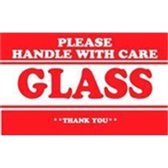 "Glass/Liquid Labels LABDL1279 #DL1279 2 x 3"" Pleas"