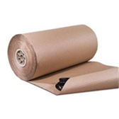 "Indented Kraft Paper Sheets PIKP1824 18 x 24"" 60# Indente"
