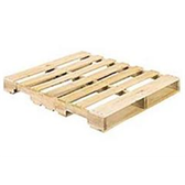 "Pallets WPW4840R 40"" x 48"" 4-Way Wood"