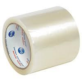 "Industrial Label Protection Tape TCST9216100 4"" x 72 yds. 1.6 Mil"