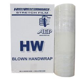 HW1880 Stretch Film 18x1500 80 gauge Blown AEP (HW1880)