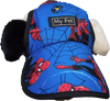 Spiderman dog hat