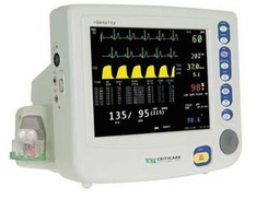 Criticare 8100EP-1 nGenuity CO2 Patient Monitor