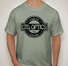 Crest T-Shirt - Stonewashed Green