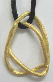 Sarina Gold Pendant K18 SP157