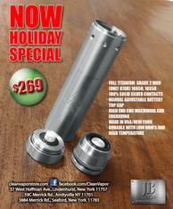 Holiday Special  The Alpha Omega Titanium Mod