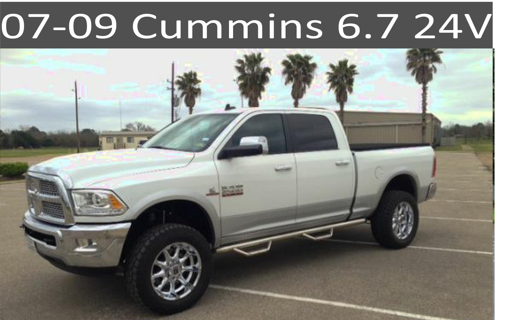 07-09 Dodge Cummins 6.7 Parts