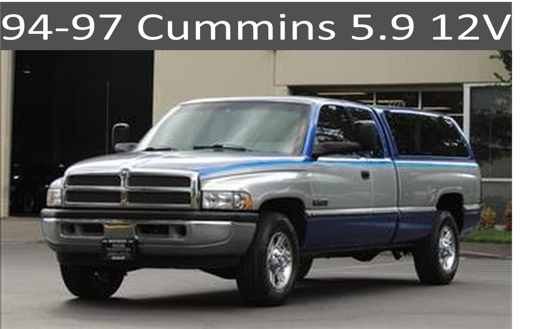 94-97 Dodge Cummins 5.9 Parts