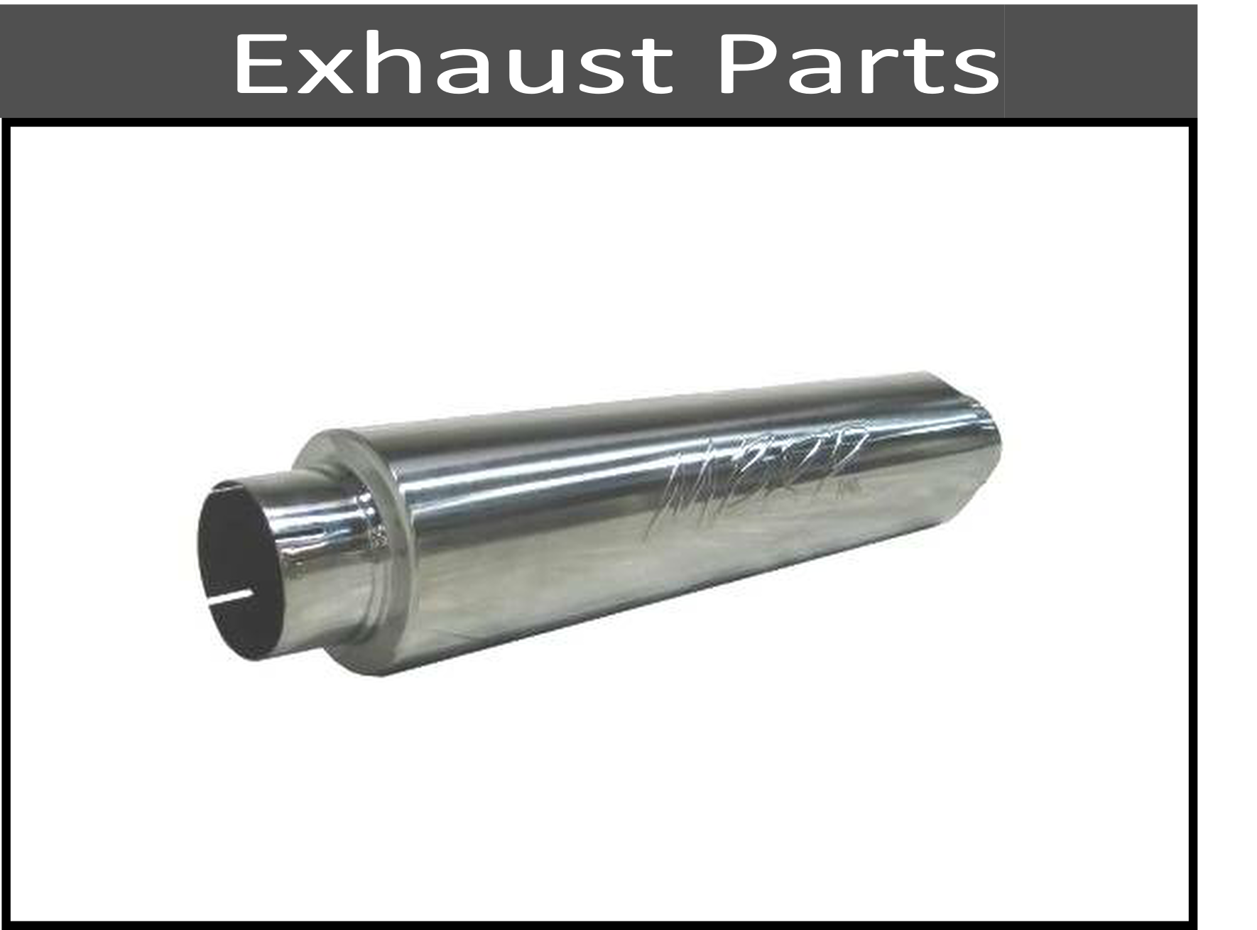 Exhaust Components and Parts