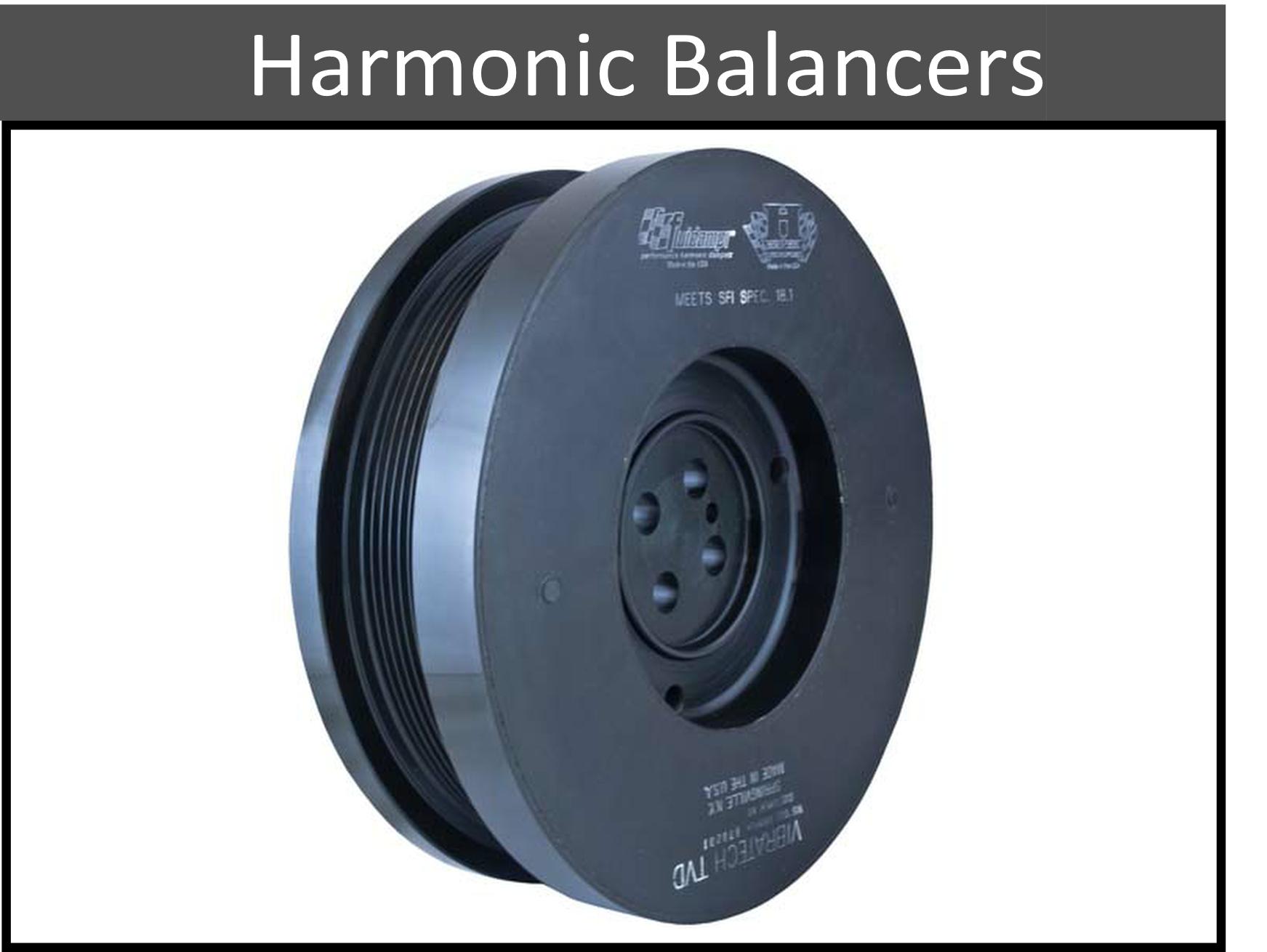 Harmonic Balancers
