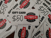 $50 Little Power Shop Gift Card