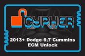 Cypher 6.7 Cummins Unlock